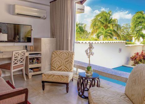 Hotelzimmer mit Mountainbike im Spice Island Beach Resort