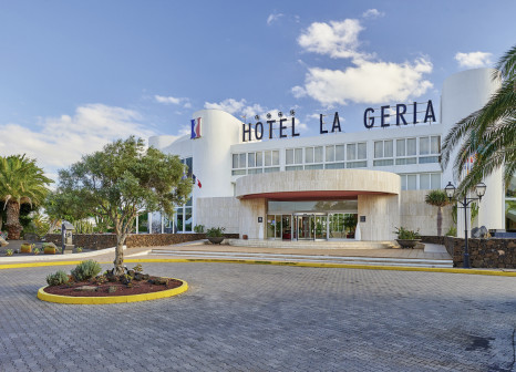 Hotel Hipotels La Geria günstig bei weg.de buchen - Bild von DERTOUR