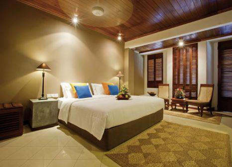 Hotelzimmer mit Volleyball im Cinnamon Bentota Beach