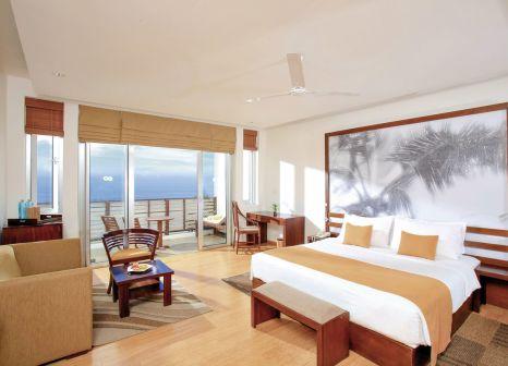 Hotelzimmer mit Volleyball im Jetwing Sea