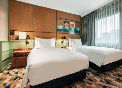 Hotelzimmer mit Aerobic im Eaton HK