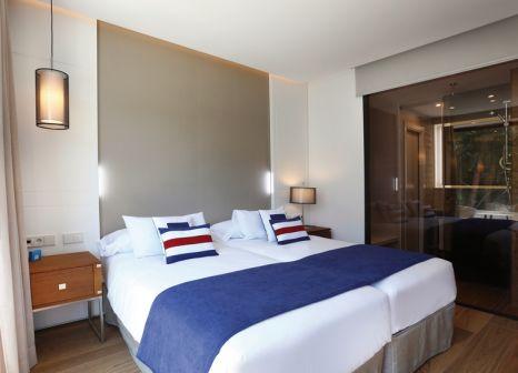 Hotelzimmer mit Mountainbike im Hotel Son Caliu Spa Oasis