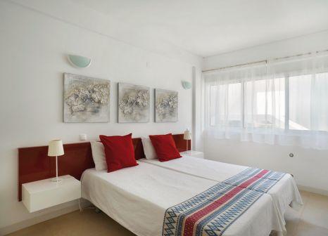 Hotelzimmer mit Mountainbike im Golden Club Cabanas