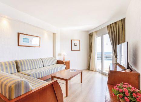 Hotelzimmer mit Mountainbike im Hipotels Dunas Cala Millor