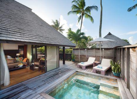 Hotel Hilton Moorea Lagoon Resort And Spa in Französisch Polynesien - Bild von FTI Touristik