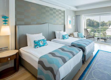 Hotelzimmer mit Yoga im Titanic Deluxe Golf Belek