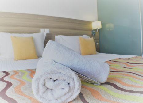 Hotelzimmer mit Klimaanlage im Lefkorama