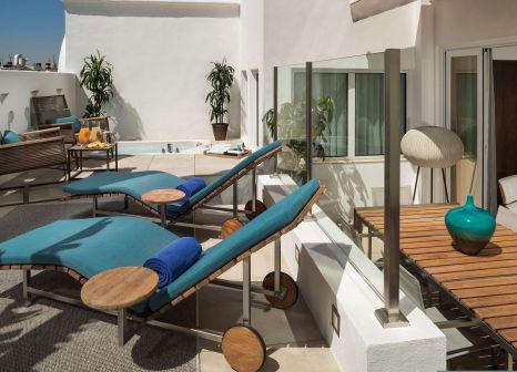 Hotelzimmer mit Yoga im ME Madrid Reina Victoria