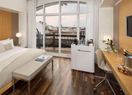 Hotelzimmer im ME Madrid Reina Victoria günstig bei weg.de