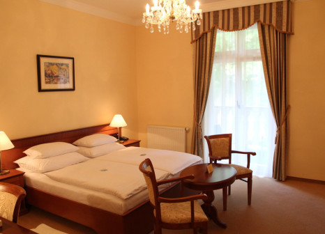 Hotelzimmer mit Golf im Parkhotel Richmond