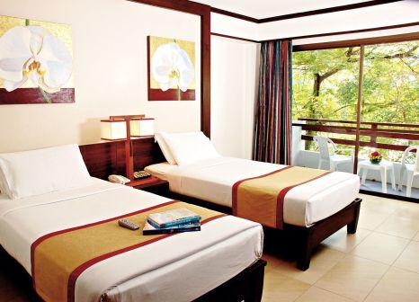 Hotelzimmer mit Golf im Novotel Rayong Rim Pae Resort Hotel