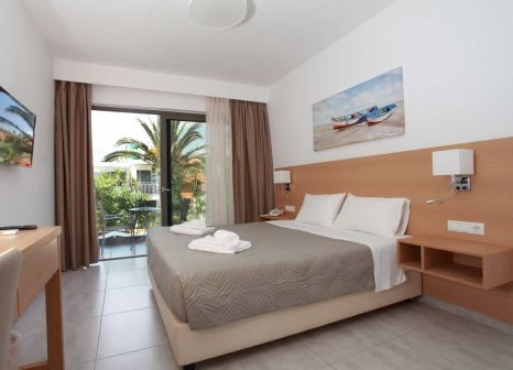Hotelzimmer mit Kinderpool im Cretan Beach Resort