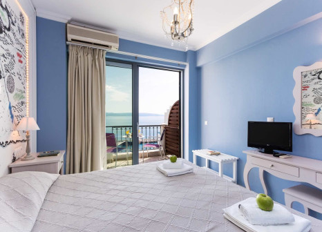 Hotelzimmer mit Fitness im Palazzo Greco Boutique Hotel
