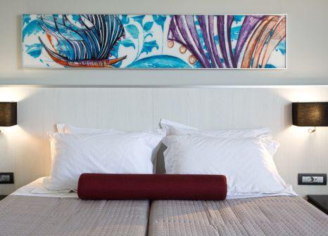 Hotelzimmer mit Mountainbike im Aquamare City & Beach Hotel
