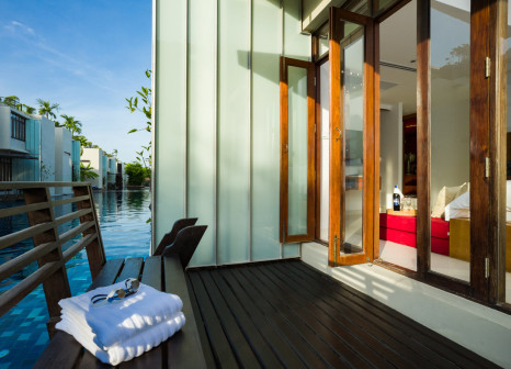 Hotelzimmer mit Mountainbike im Let's Sea Hua Hin Al Fresco Resort