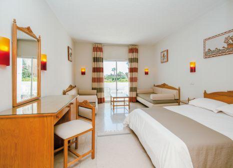 Hotelzimmer mit Volleyball im lti Mahdia Beach & Aqua Park