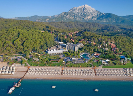Euphoria Tekirova Hotel günstig bei weg.de buchen - Bild von BigXtra Touristik