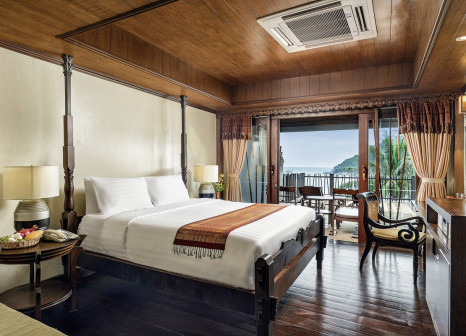 Hotelzimmer mit Fitness im Panviman Resort Koh Phangan