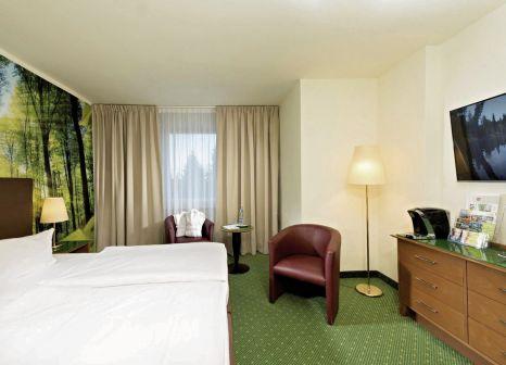 Hotelzimmer mit Volleyball im AHORN Waldhotel Altenberg