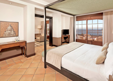 Hotelzimmer mit Golf im Meliá Hacienda del Conde