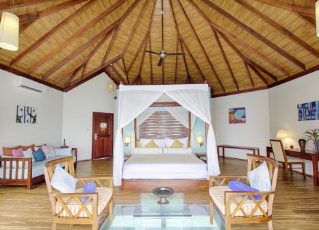 Hotelzimmer mit Fitness im ROBINSON Maldives