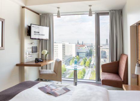 Hotelzimmer mit Animationsprogramm im Pullman Dresden Newa