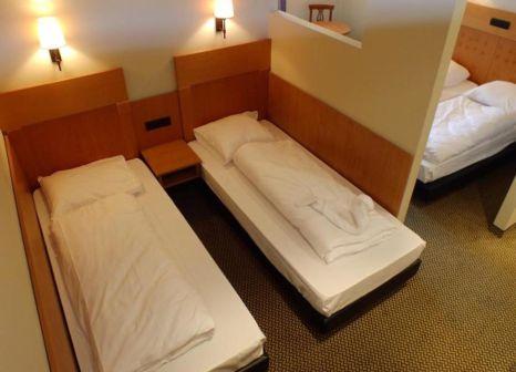 Hotelzimmer mit Restaurant im Century Hotel Antwerpen Centrum