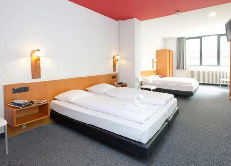 Hotelzimmer mit Klimaanlage im Century Hotel Antwerpen Centrum