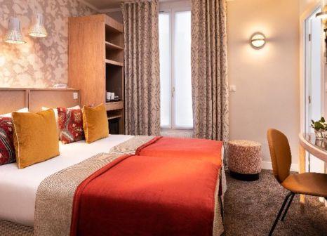 Hotelzimmer mit Internetzugang im Les Jardins d'Eiffel