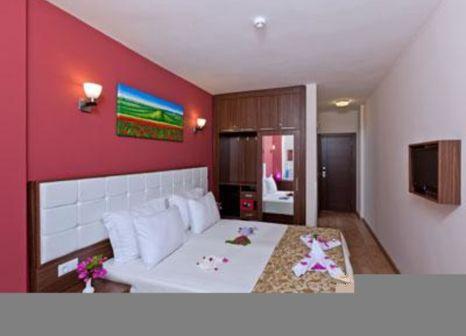 Hotelzimmer mit Tischtennis im Niss Lara Hotel