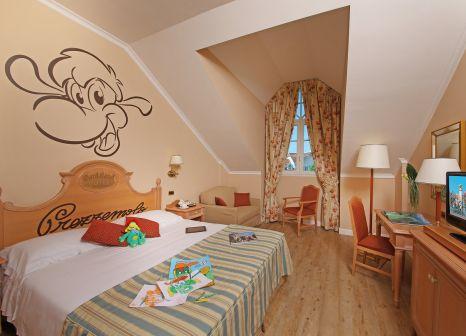 Hotelzimmer mit Spielplatz im Gardaland Hotel