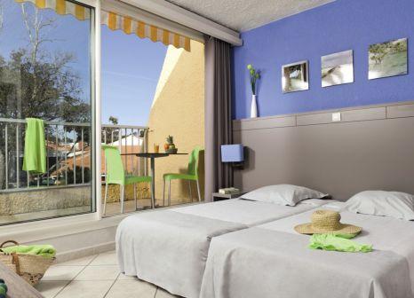 Hotelzimmer mit Mountainbike im Belambra Club Riviera Beach Club