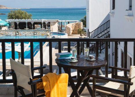 Hotelzimmer mit Tennis im Contaratos Beach