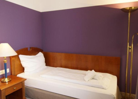 Hotelzimmer mit Sandstrand im Upstalsboom Seehotel Borkum
