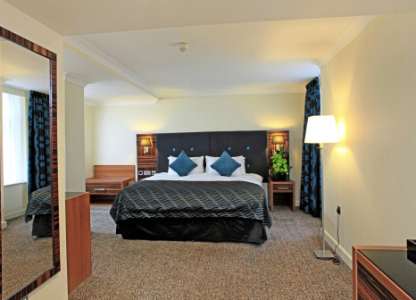 Hotelzimmer mit Tennis im Holiday Inn London - Kensington High St.