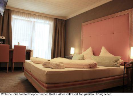 Hotelzimmer mit Wandern im My Alpenwelt Resort