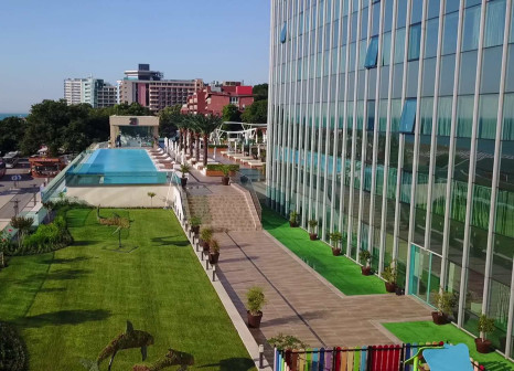 International Hotel Casino & Tower Suites in Bulgarische Riviera Norden (Varna) - Bild von schauinsland-reisen