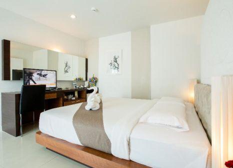 Hotelzimmer mit Klimaanlage im Flipper House