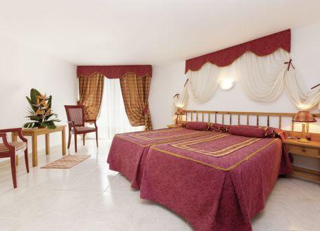 Hotelzimmer mit Tischtennis im Panoramica Garden