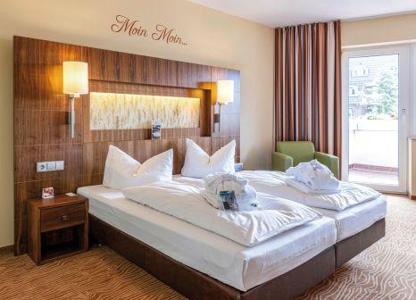 Hotelzimmer mit Golf im Upstalsboom Landhotel Friesland