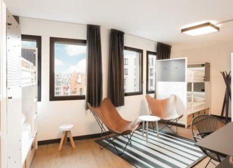 Hotelzimmer mit Clubs im Generator Paris