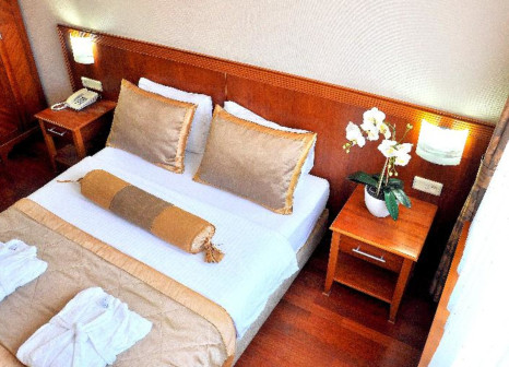 Hotelzimmer mit Animationsprogramm im Hotel Centrum Istanbul