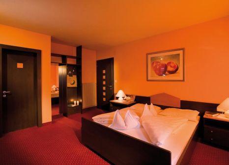 Hotelzimmer mit Aerobic im Alphotel Stocker