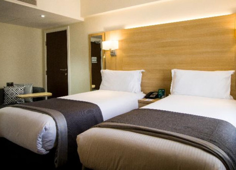 Hotelzimmer mit Aerobic im Holiday Inn London - Kensington High St.