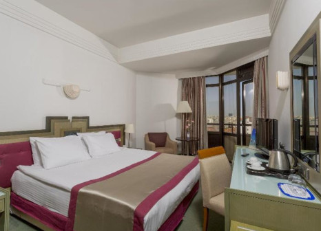 Hotelzimmer mit Fitness im Ozkaymak Falez Hotel