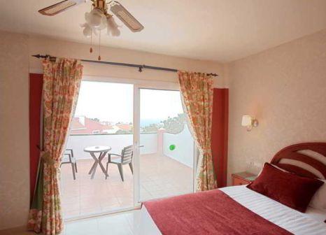 Hotelzimmer mit Tennis im Hotel Los Arcos