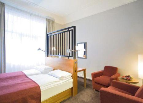 Hotelzimmer mit Aerobic im Scandic Holberg