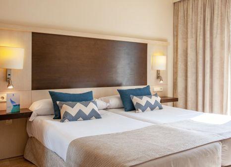 Hotelzimmer mit Tischtennis im Grupotel Dunamar