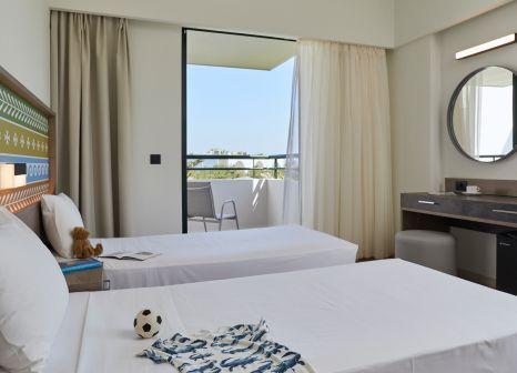 Hotelzimmer mit Fitness im Alex Beach Hotel & Bungalows