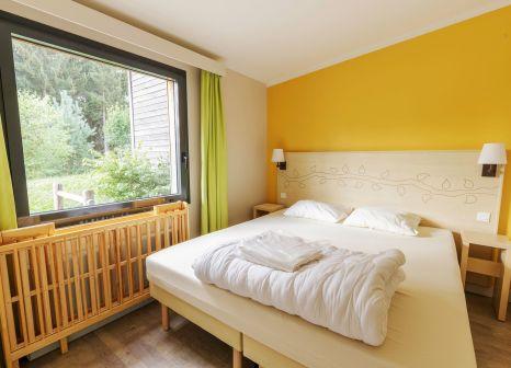 Hotelzimmer mit Minigolf im Center Parcs Les Trois Forets
